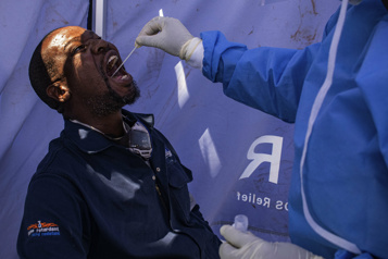 COVID-19 en Afrique Six infections sur sept ne sont pas détectées, estime l'OMS