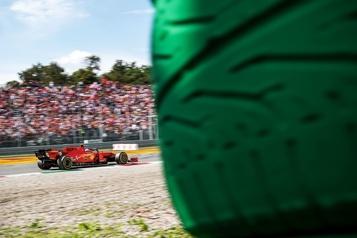 GP de F1 d'Italie: pas de pénalité suite aux incidents des qualifications