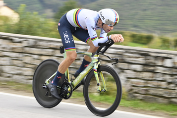 Giro d'Italie Troisième victoire d'étape pour Filippo Ganna)