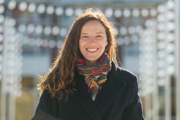 Journée internationale des droits des femmes Christine Renaud est effrontée )