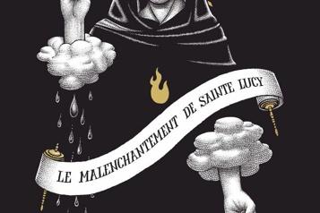 Le malenchantement de sainte Lucy Le labyrinthe des confessions ★★★½)