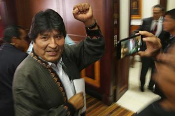 L'Organisation des États américains conclut à une «manipulation» de l'élection en Bolivie