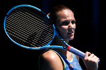 Prague: Kristyna Pliskova et Élise Mertens passent en quarts de finale)