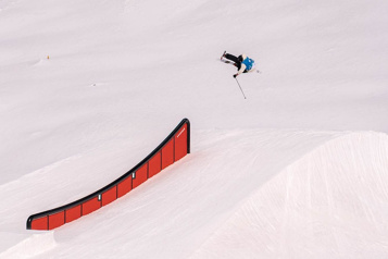 Ski acrobatique Philippe Langevin: «Je peux dire que je suis revenu à 100%»)