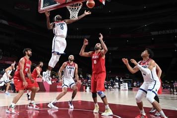 Basketball Les États-Unis retrouvent le chemin de la victoire)