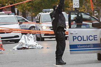 La police abat un homme en crise à Côte-Saint-Luc)