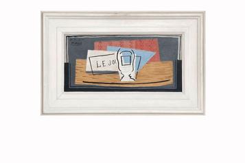 Le tirage du Picasso à 100eurosreporté