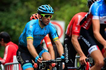 Dopage: Hugo Houle «surpris» des allégations contre son équipe