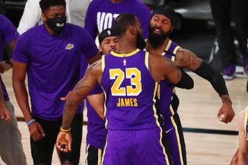 NBA Une 10eprésence en finale pour LeBron James, une 32e pour les Lakers)