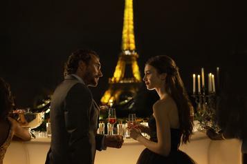 Emily in Parisdéchaîne les passions)