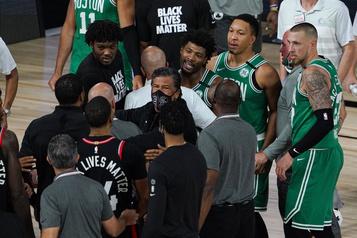 Un match ultime très attendu entre les Raptors et les Celtics )