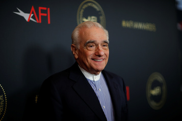 Le cinéma «relégué au second plan» pendant la pandémie, déplore Scorsese)