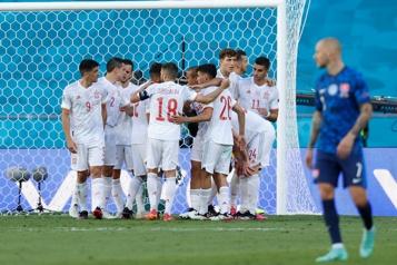 L'Espagne écorche la Slovaquie et accède aux huitièmes)