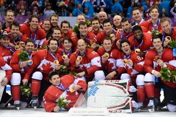 Jeux de Pékin Les dates du tournoi de hockey dévoilées)