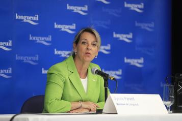 Menaces envers la mairesse de Longueuil Deux autres personnes ont été arrêtées)