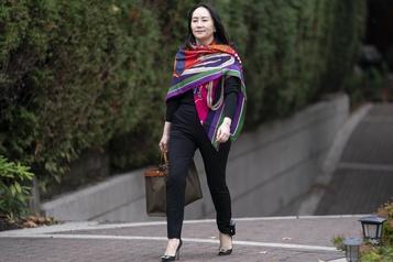 Affaire Huawei  Meng Wanzhou pourra plaider que les É.-U. ont trompé le Canada)