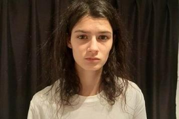 Une adolescente disparue à Saint-Hyacinthe)