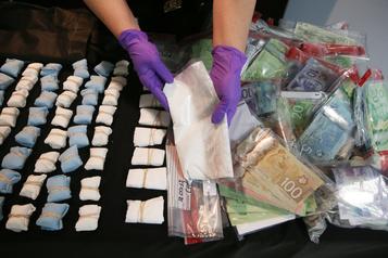 Plus de 10millions de biens confisqués aux criminels l'an dernier)