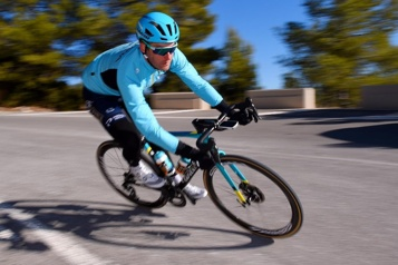 Cyclisme sur route Hugo Houle: «Je sentais qu'il m'en manquait un peu aujourd'hui»)