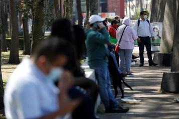 Le Mexique dépasse le million de cas de COVID-19)