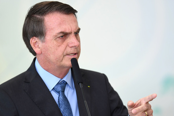Amazonie: Bolsonaro fustige «une mentalité colonialiste» chez Macron
