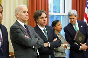 Joe Biden nomme son équipe diplomatique)