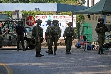Israël dit avoir déjoué une attaque terroriste à la frontière avec le Liban)