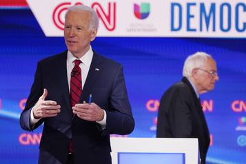 Une fin abrupte des primaires démocrates en raison de la COVID-19