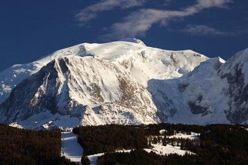 Le mont Blanc victime du climat et de sa notoriété