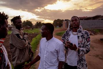Soudan du Sud Quand les micros remplacentlesarmes)