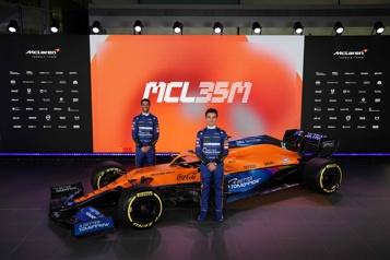 Formule 1 McLaren veut «se rapprocher» de son nouveau motoriste Mercedes)