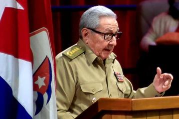 Fin d'une époque Sur son départ, Raul Castro appelle au dialogue Cuba–États-Unis)