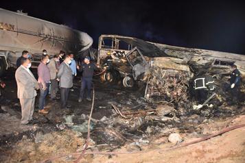 Égypte: 23 morts dans deux accidents de la route)