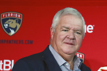 Dale Tallon est blanchi par la Ligue nationale de hockey)