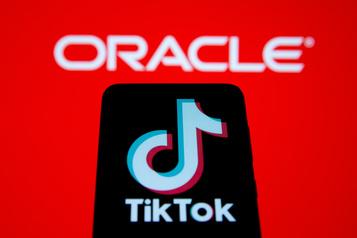 TikTok voit une lueur d'espoir aux États-Unis avec Oracle)