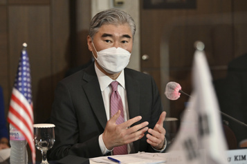 Corée du Nord Le représentant spécial des États-Unis propose une rencontre)