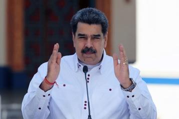 Combats à la frontière colombienne Le Venezuela demande une «aide immédiate» de l'ONU pour du déminage)