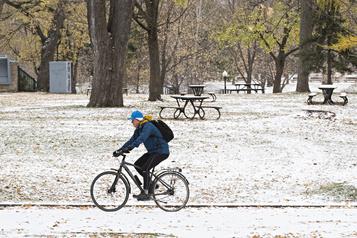 Montréal se prépare pour l'hiver