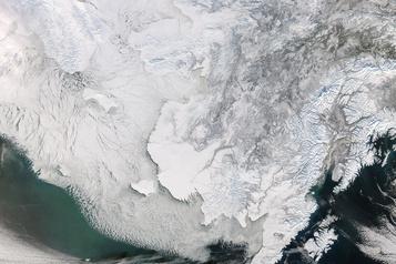 Fonte des glaces en Arctique: du jamais vu depuis 5500ans)