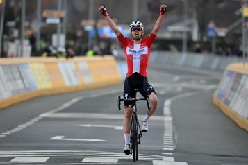 Cyclisme Le Danois Kasper Asgreen remporte le Grand Prix de l'E3)