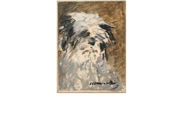 Une peinture pratiquement inconnue de Manet aux enchères)