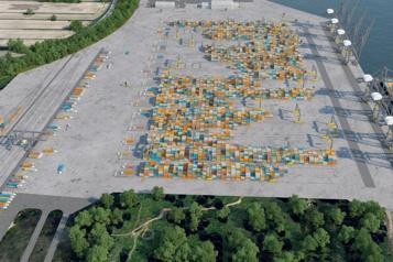 Terminal portuaire de Contrecœur  Ottawa va intervenir pour protéger une espèce en péril )