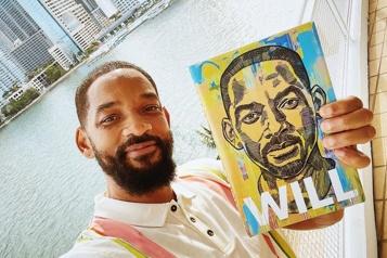 Will Smith lance son autobiographie)