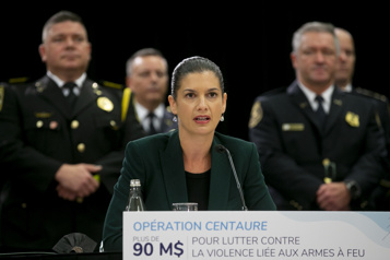 Lutte contre les armes à feu Québec déclenche un Carcajou2,0 à l'échelle provinciale)