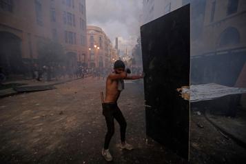LaPresse à Beyrouth: l'espoir faiblit, pas la colère)