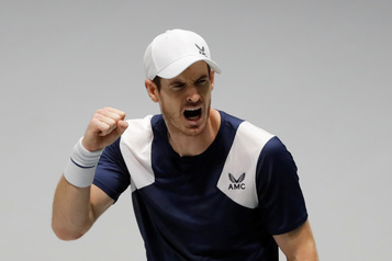 Andy Murray l'emporte à son retour en Coupe Davis