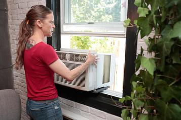 Petites rénos d'été: installer unclimatiseur