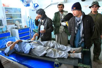 Afghanistan: 10 morts dans l'explosion d'une bombe
