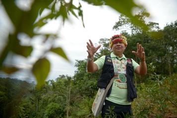 Selon un leader indigène La destruction de l'Amazonie provoquerait une «apocalypse» mondiale