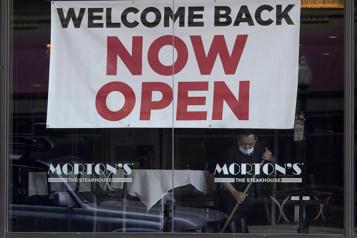 Les États-Unis voient les prémices d'un mini-boom économique)